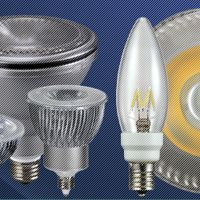 LED lamps for illumination