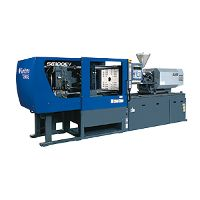 Plastic injection-molding machines
