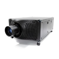Simulation projectors and related equipment