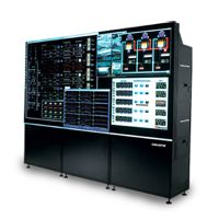 Control room and video wall display products