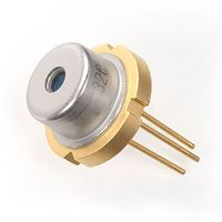 High power UV laser diode