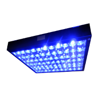 UV-LED uniform surface illumination light source UniField